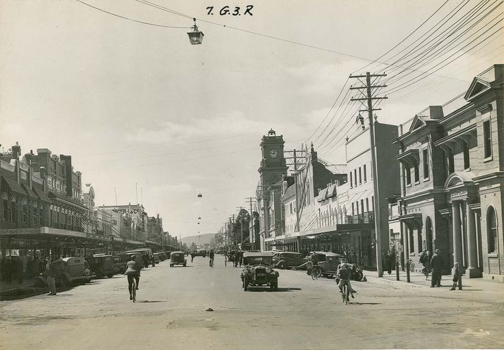Auburn Street, Goulburn (NSW) | by State Records NSW