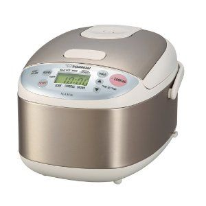 Zojirushi 3 cup rice cooker with fuzzy logic