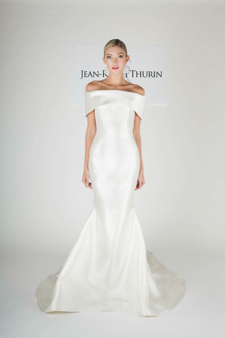 17 Best ideas about White Satin Dress on Pinterest  Le spose di ...