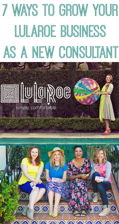 Ways to Grow Your LuLaRoe Business