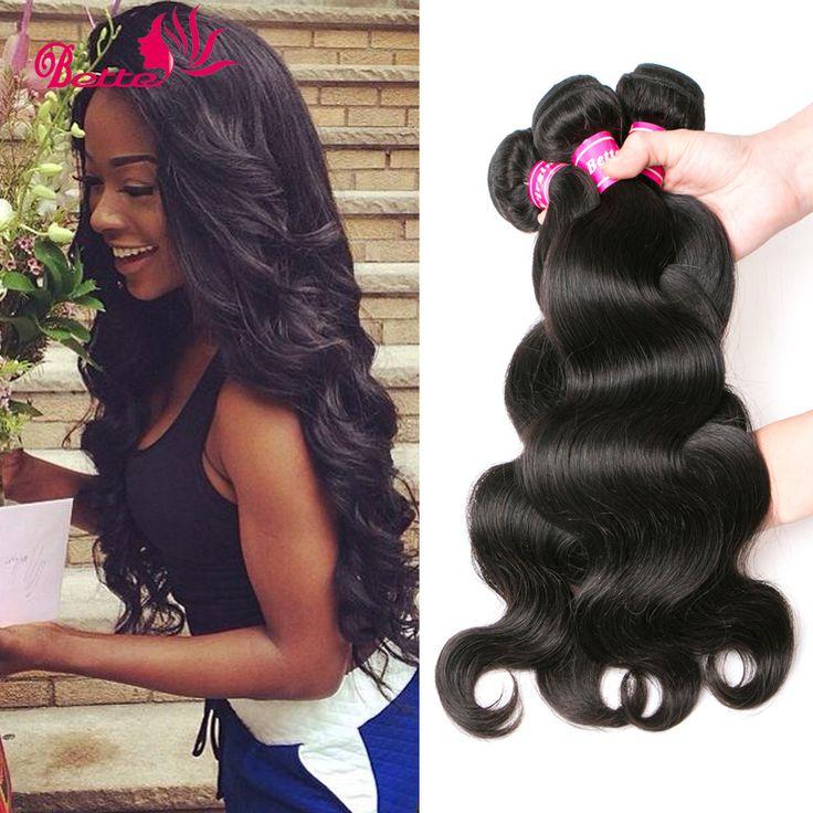 Brazilian Hair For Sale 3 Bundle Deals Cheveux Bresilien Body Wave Hair Virgin Brazilian Wavy Hair Tissage Bresilienne Body wave