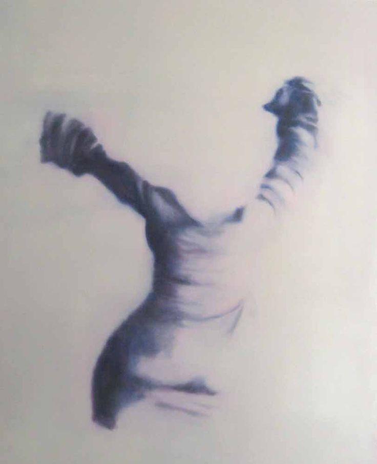 Careless by Maria Patrizi. Oil on Canvas