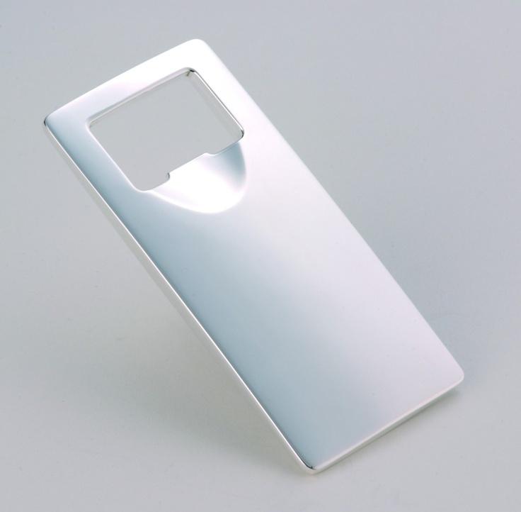 Luxury bottle opener