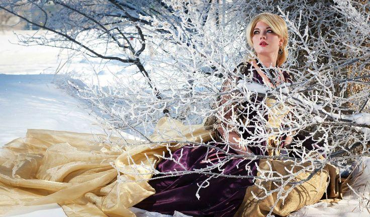 Gwendolyn Princess of Winter Photo by Tinophoto aka Tony Chan