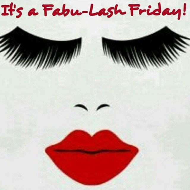 It's Friday! It's Payday! Time to treat yourself to the 3D Fiber Mascara. Get the falsie look without the falsies. Save the lashes. Only $29 and can last up to 3 months. www.aelashes.com