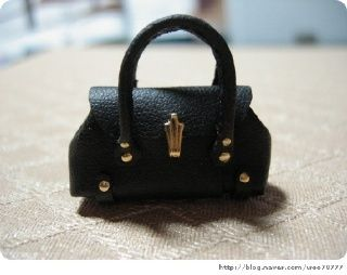 how to: mini handbag