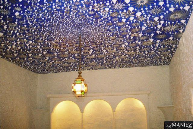 Plafond 30 m2 terminé avec pose variateur pour jeux de lumière    Decoration intérieure d'un plafond par MANIEZ eddy.   D écouvrez la ...