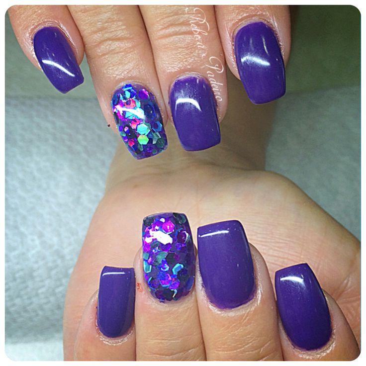 Acrylic Nails (Glitter)