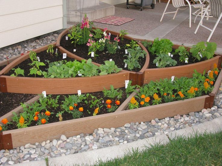 161 Best Images About Raised Beds On Pinterest | Raised Beds
