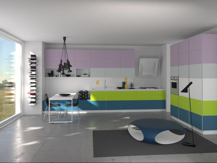 Tetrix. Colour Kit K18