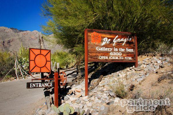 Bear Canyon Apartments Tucson Az