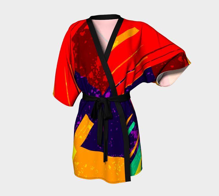 "Kimono+Robe+""Deconstruction+Kimono+Robe""+by+Steel+Graphics"