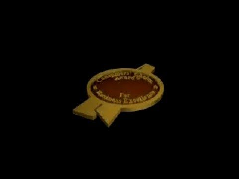 3D Animation for BBA Awards created by the Websites-Unlimited.com Team