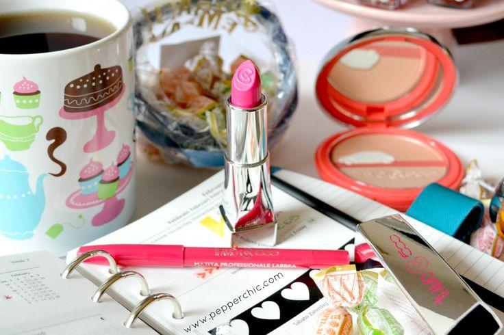 Review Collezione Makeup #TiAmo500 by PepperChic