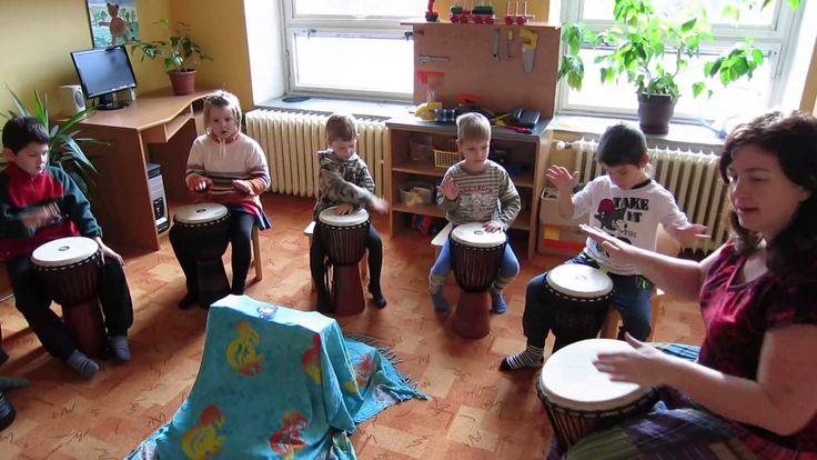 Další lekce muzikoterapie v MŠ