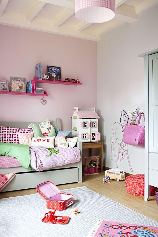Binnenkijken: de kamer van Lana | Kleine Zebra