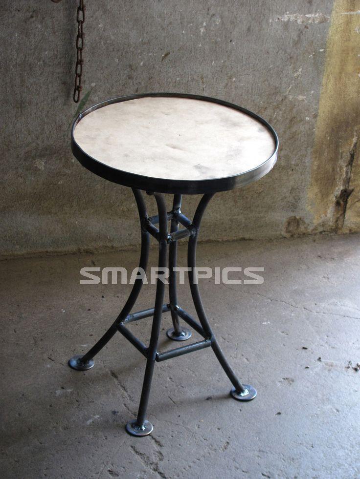 Mejores 25 im genes de mesas con venecitas y sillas de - Mesa de hierro ...