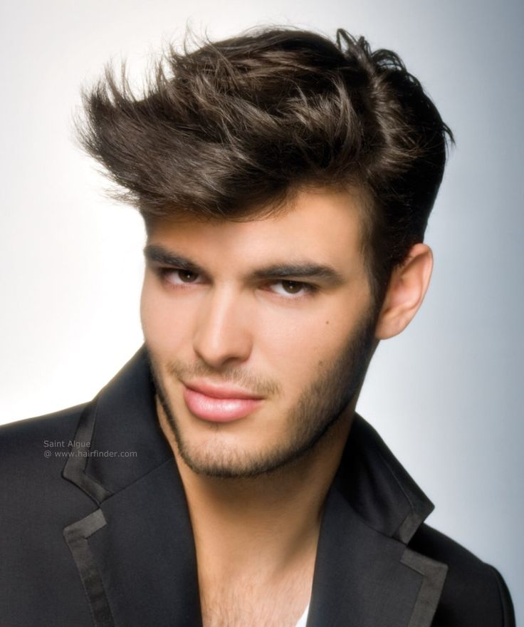 Wondrous 1000 Images About Men39S Hairstyle On Pinterest For Women Thick Short Hairstyles For Black Women Fulllsitofus