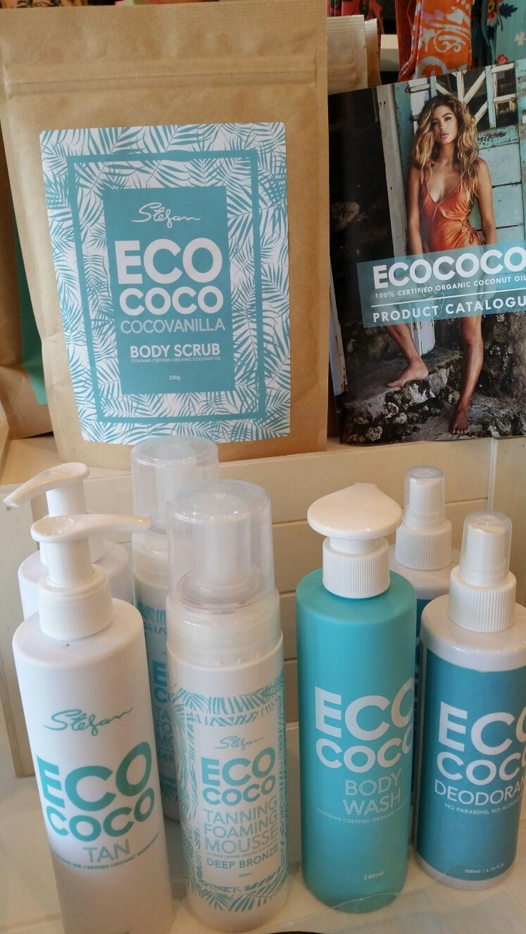 EcoCoco products