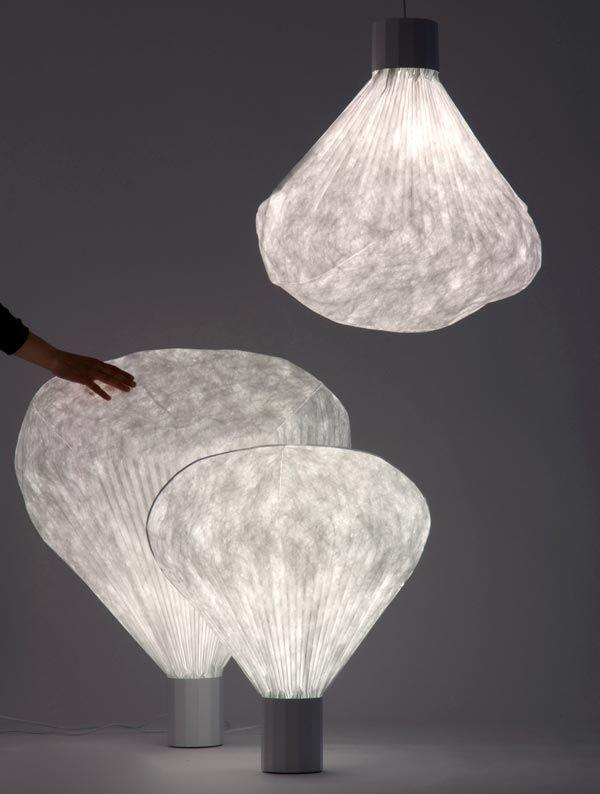 223 best lighting images on Pinterest Architecture, Lights and - designer leuchten extravagant overnight odd matter