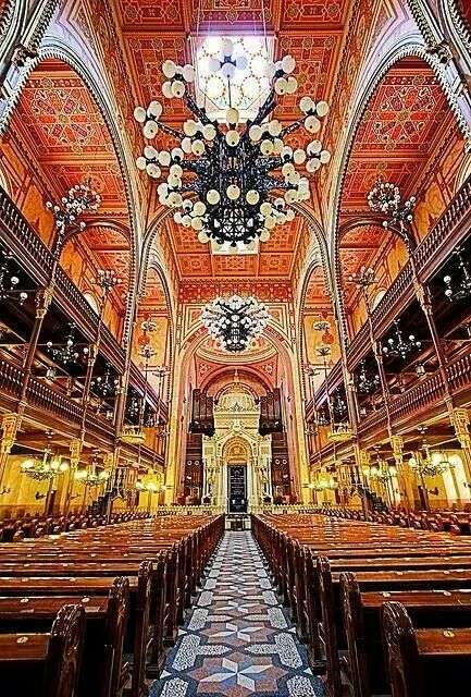 The great synagogue budaphest