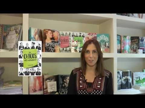 'Los chicos del calendario 2: febrero, marzo y abril' (Titania) de Candela Ríos