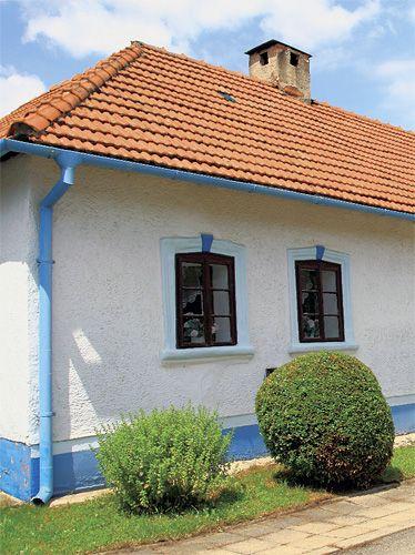 profilované šambrány venkovský dům - Hledat Googlem