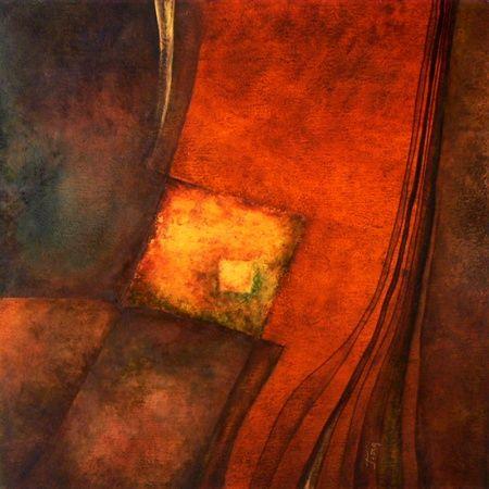 Kortárs festő olaj festménye, Egyházashetye [Pepita Hirdető]