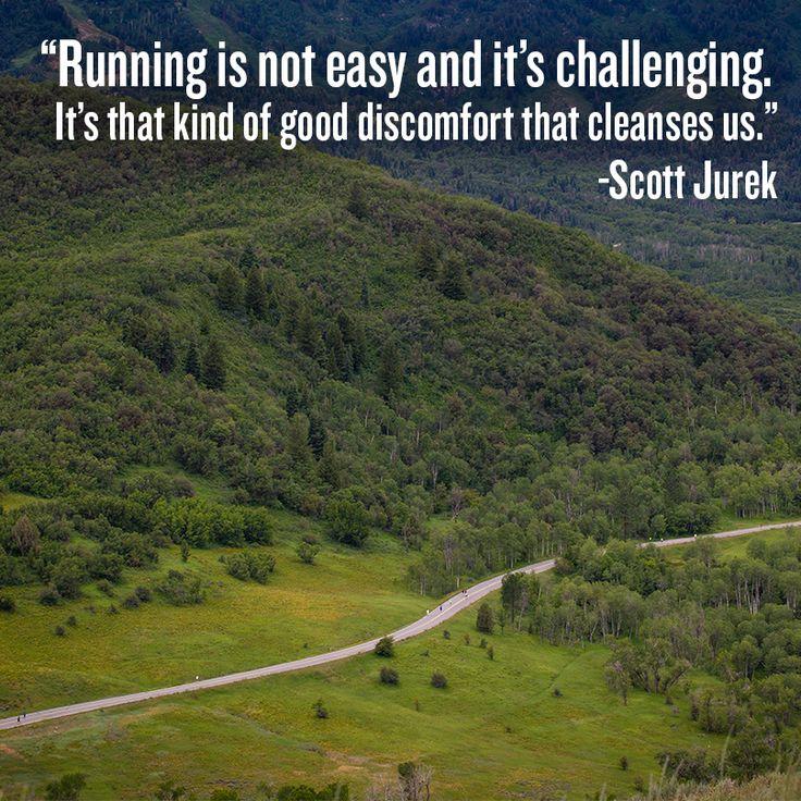 Ultramarathoner Scott Jurek on Social Running, Burritos and Pushing Through the Pain - BLOGNAR
