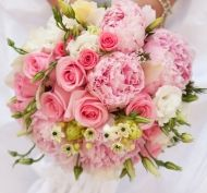 Elegant Harmony Bridal Bouquet - Elegant Harmony Bridal Bouquet > View Full-Size...   Harmony, Bouquet, Elegant, Purchased, Aud