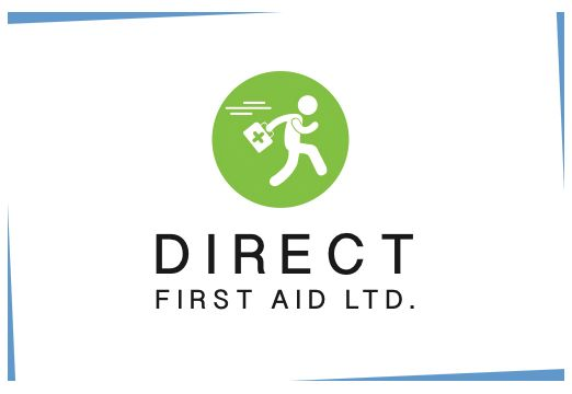 Direct First Aid - Logo Design by One2create
