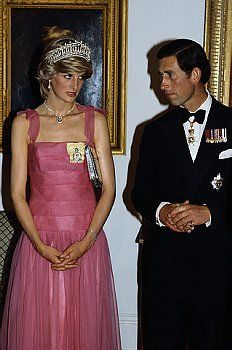 20 June 1983: Prince Charles & Princess Diana in Ottawa, Canada.