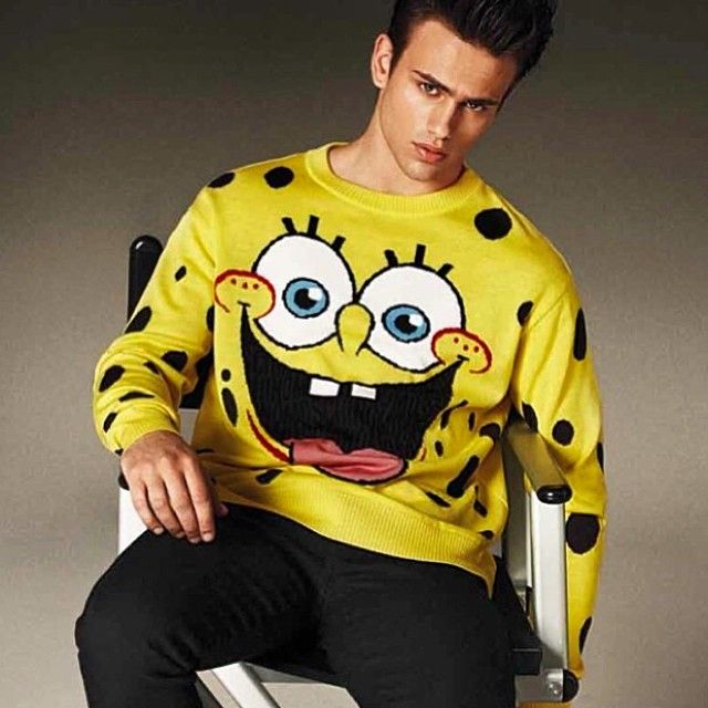 First Look: Jeremy Scott for Moschino Men by Giampaolo Sgura