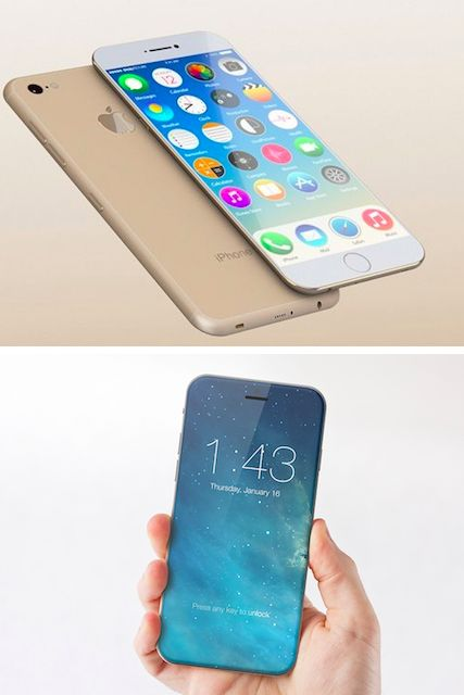 What You Need To Know About The Latest iPhone 7 Rumors #refinery29  http://www.refinery29.com/2016/03/105063/four-new-iphones-report