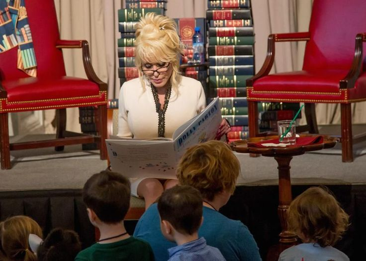 Dolly Parton's Imagination Library Gifts Its 100-Millionth Book As Dollywood Opens For Season 32