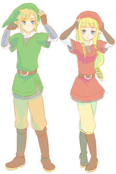 The Legend of Zelda: Skyward Sword - Princess Zelda
