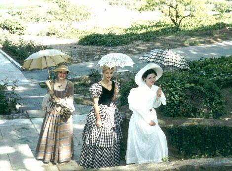 GBACG Picnic in an Italian Garden.  --1996
