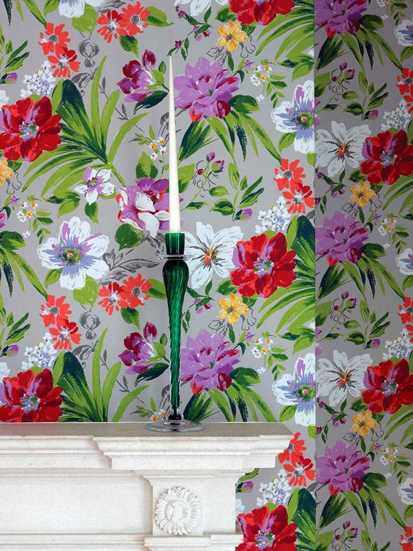Rosslyn wallpaper NCW415001 by Nina Campbell distributed