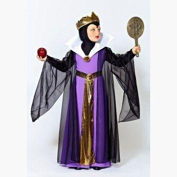 La bruja malvada de Blancanieves - Ideas de disfraces para niños en Halloween 2013
