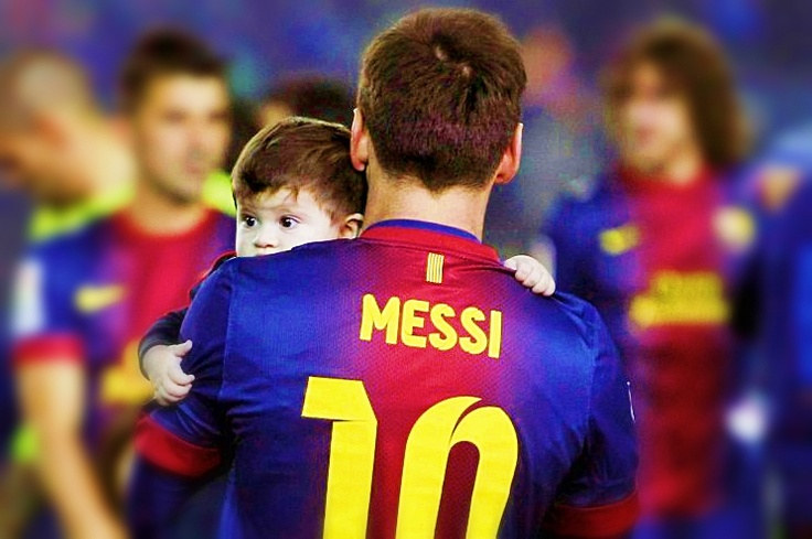 32 best lionel messi images on pinterest lionel messi for Messi thiago tattoo