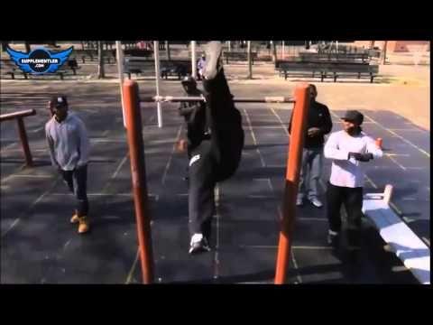 Xtreme Street Workout