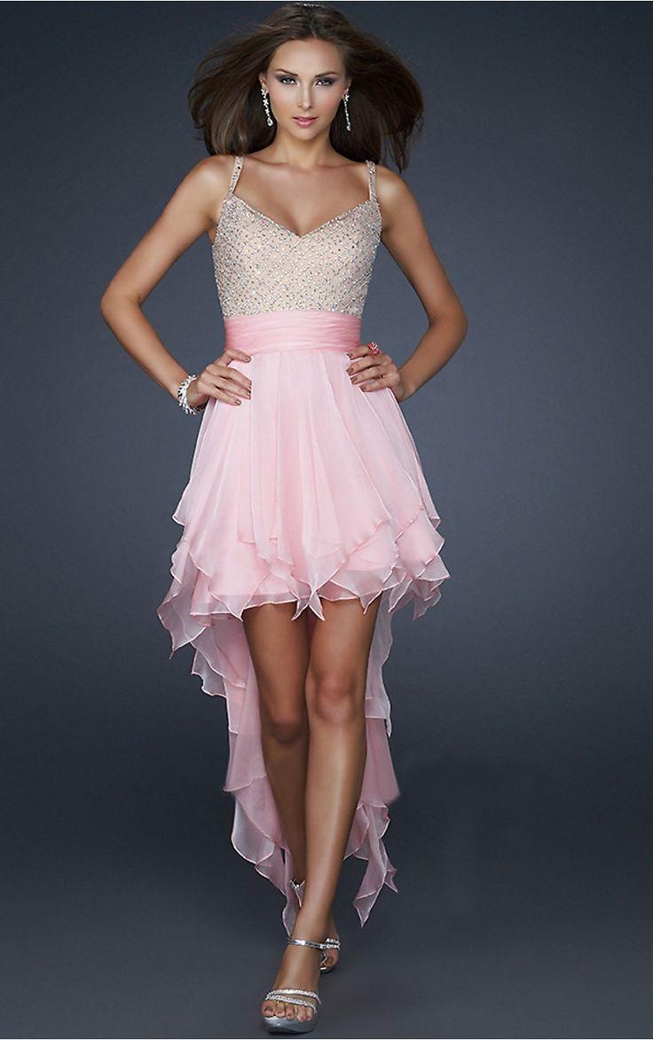51 besten Prom Dresses Bilder auf Pinterest   Lange ...