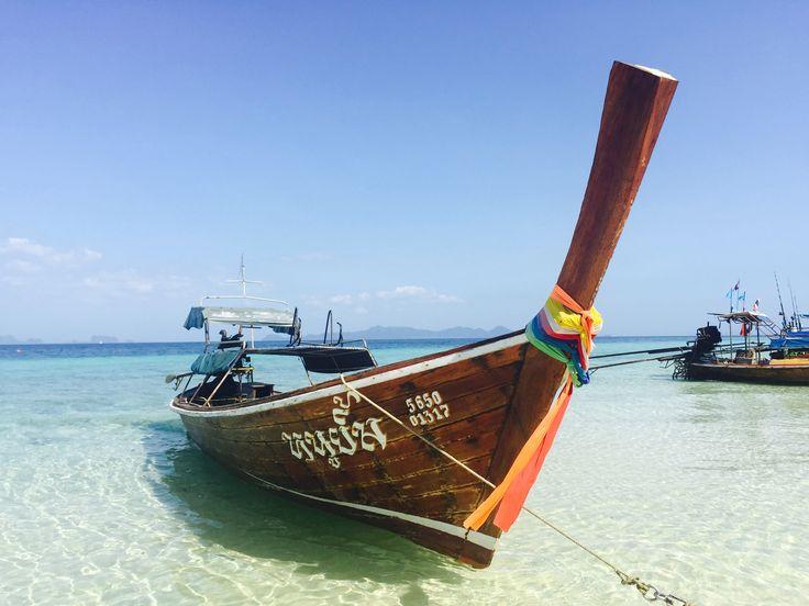 Koh kradan island, East coast beach