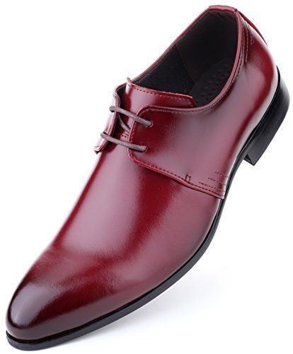 1df8b5db63a Mens Oxford Shoes Formal Leather Mens Dress Shoes - Men Wedding Shoes in A  Bag -