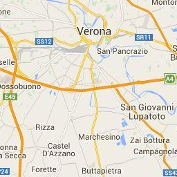 Mappa Verona