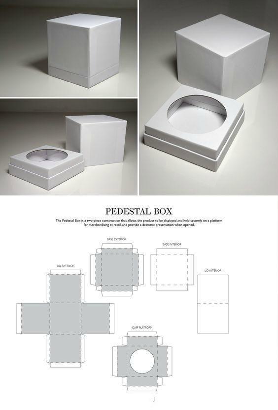 盒子的设计就是这么回事,一秒看懂