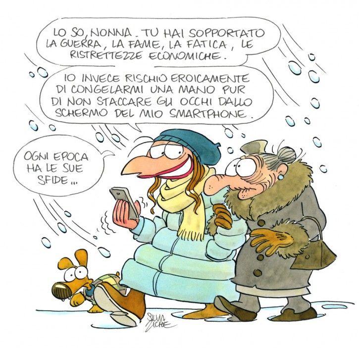 Vignetta Lucrezia dm4 sfide generazionali