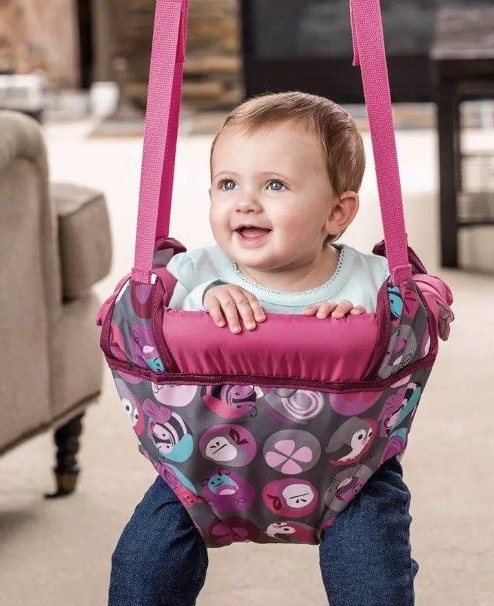 5e5885ab7b13 NEW Evenflo Baby Exersaucer Seat Doorway Jumper