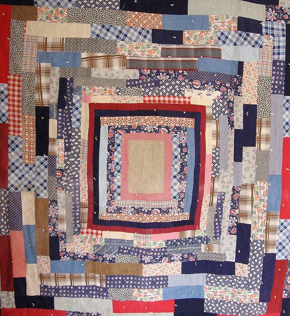 Old Housetop Quilt | Flickr - Photo Sharing!