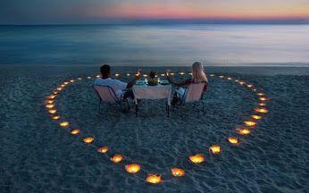 Романтический вечер может быть оформлен по Вашему желанию